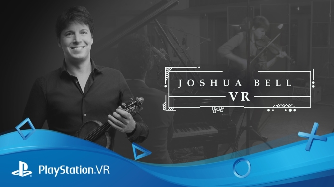 Sony has released a PlayStation VR Music Video that you can walk around in…