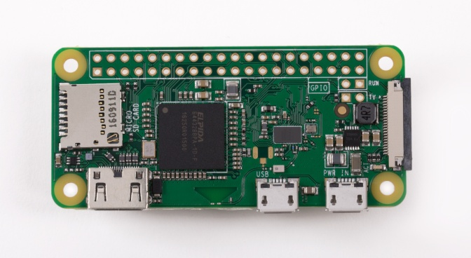 The Raspberry Pi Zero W, NOW WITH Wi-Fi & Bluetooth, Costs $10