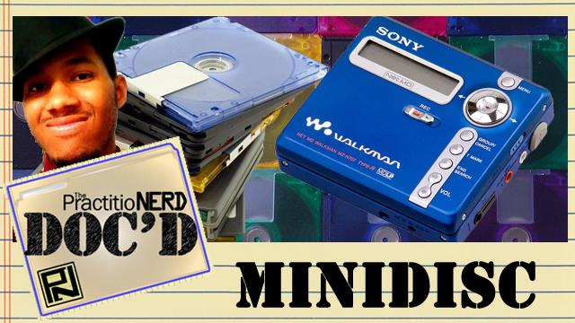 MiniDisc – Doc'D #62