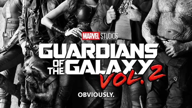 "An All-New ""Guardians of the Galaxy, Vol. 2"" Trailer!"