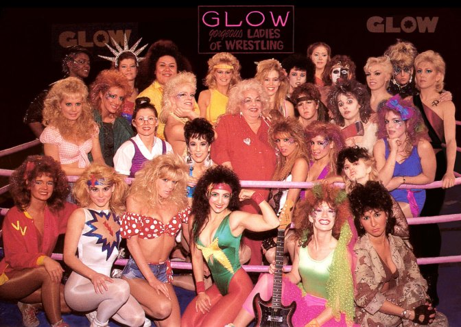 Netflix's New 'GLOW' Series Finally Set A Release Date: June 23rd, 2017!