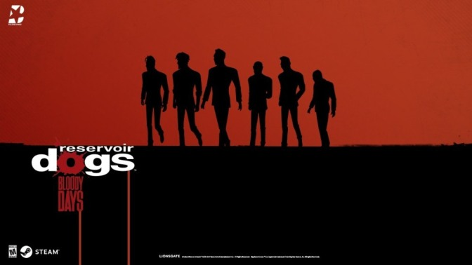 New Trailer and Release Date for 'Reservoir Dogs: Bloody Days'