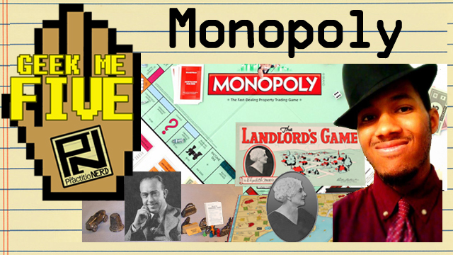 Monopoly – Geek Me Five #27