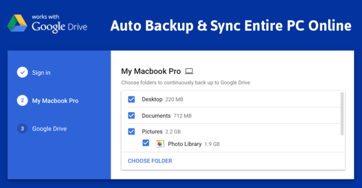 Image result for google backup and sync