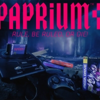 Get Ready for 'Paprium,' a Brand New Beat-Em-Up Game for the Sega Genesis!