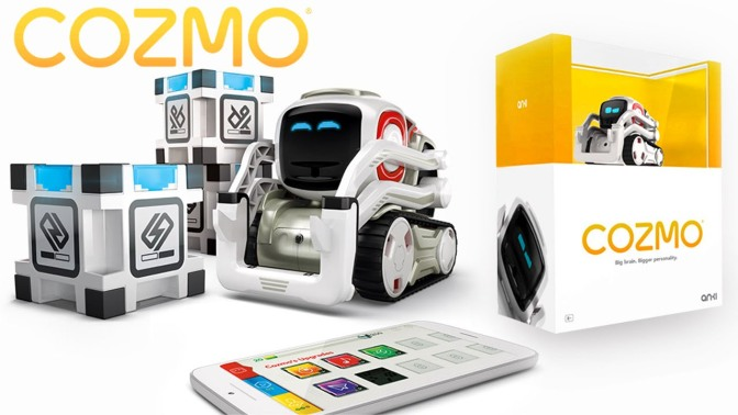 Cozmo, Anki's adorable RC Robot, will spread its cuteness to Canada in July