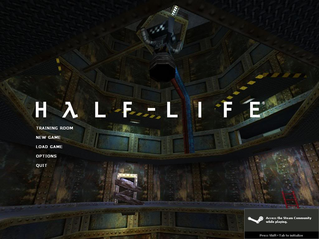This Past Tuesday, Half-Life (a 19 YEAR OLD Game) Was