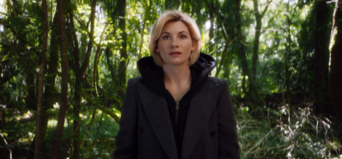Say Hello to Jodie Whittaker, Doctor Who's Next (13th) Doctor!