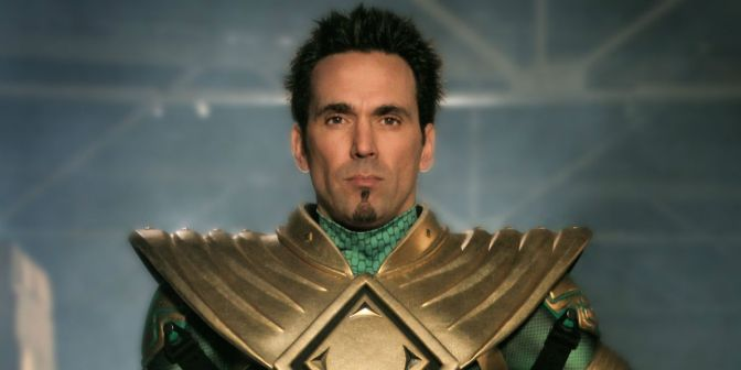 The Green/White Ranger To Make A Pro Wrestling Appearance For Booker T's Promotion…