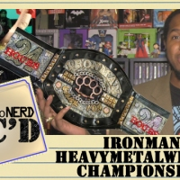 The DDT Ironman Heavymetalweight Championship - Doc'D #68