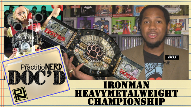 The DDT Ironman Heavymetalweight Championship – Doc'D #68