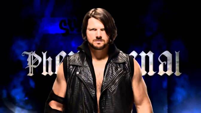 AJ Styles on Why We Should Support Indy Wrestling…