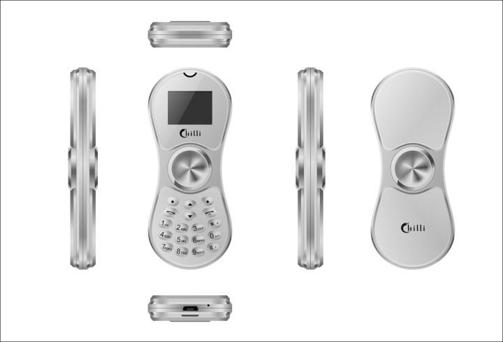 Image result for fidget spinner phone chilli