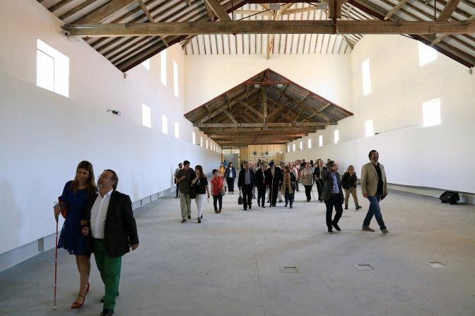 Portugal's Casa da Arquitectura (Center for Architecture) Reopens for 3 Days of Events…