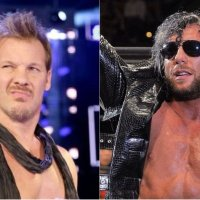 Chris Jericho challenges Kenny Omega at New Japan's Wrestle Kingdom 12 in January!