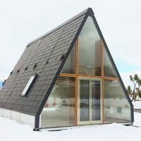 This Folding House by Architect Renato Vidal Can Be Built in SIX HOURS!