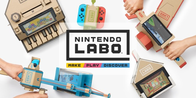 Nintendo Labo: What Do We Know It & Why Do I WANT IT SO MUCH?!?