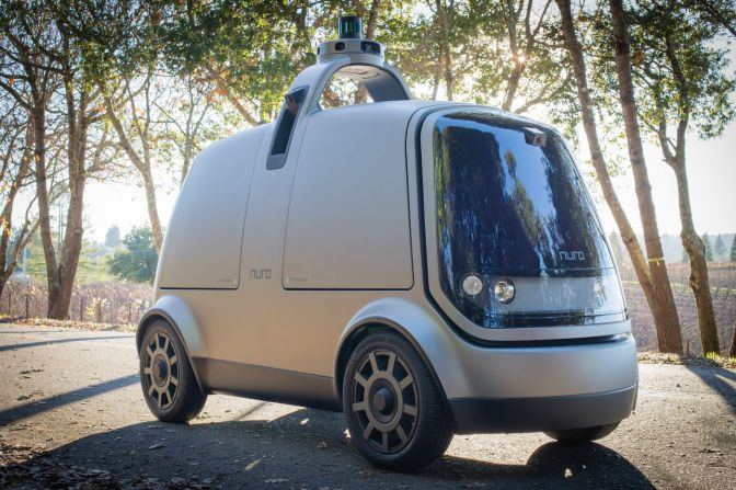 Two Ex-Google Engineers Create Driverless Delivery Car Service