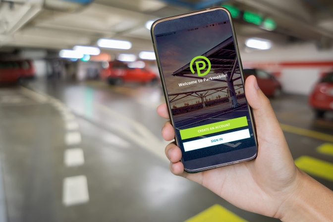 BMW buys parking app Parkmobile to in tackling urban traffic woes