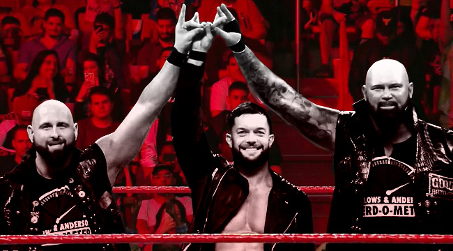 Monday Night RAW Featured a mini-reunion of the original Bullet Club; it was TOO SWEET, if I say so myself…