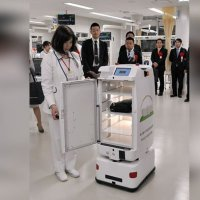 Next Month, A Japanese Hospital will use Robots to help during the Night Shift
