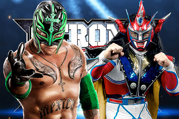 After His Surprise Royal Rumble Appearance, Rey Mysterio Is Heading To New Japan Pro Wrestling