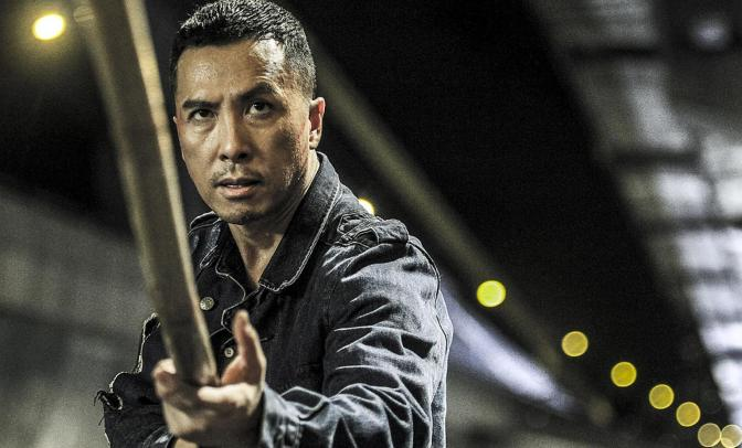 "Donnie Yen confirms ""Sleeping Dogs"" Film Adaptation is in Production"