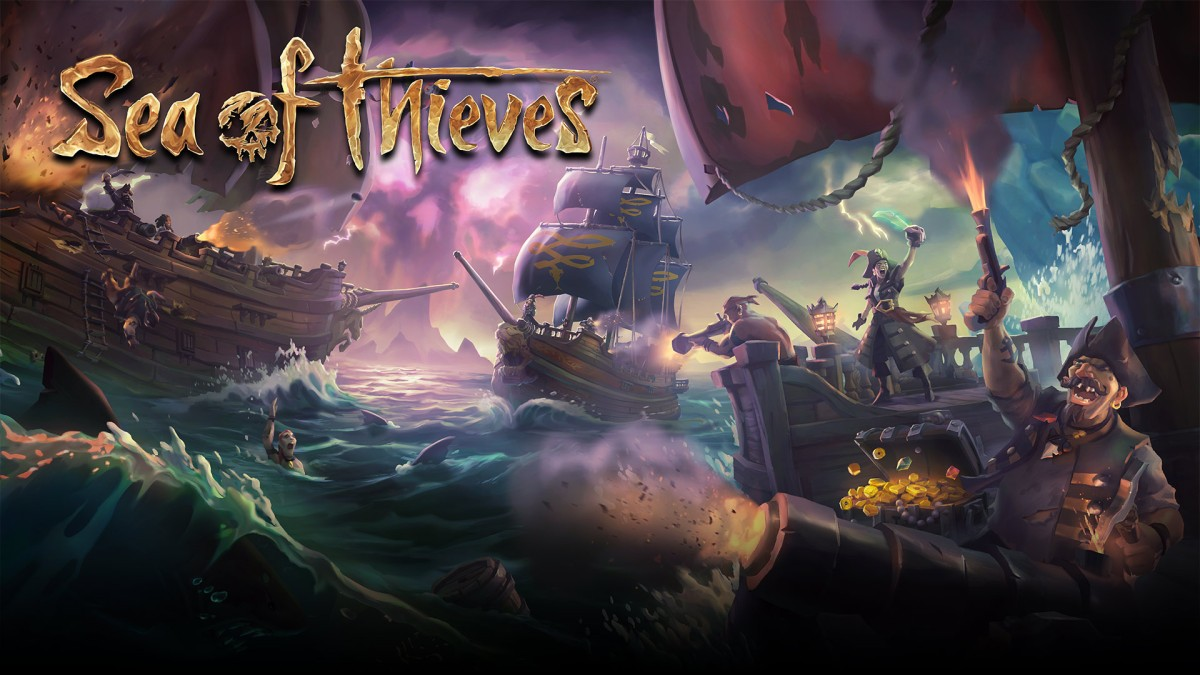 'Sea of Thieves' Gets a LITERAL Day One Patch; We See You, Rare...
