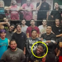 Comedian & Pro Wrestling Fan Ron Funches talks about Enrolling in Pro Wrestling School on CONAN