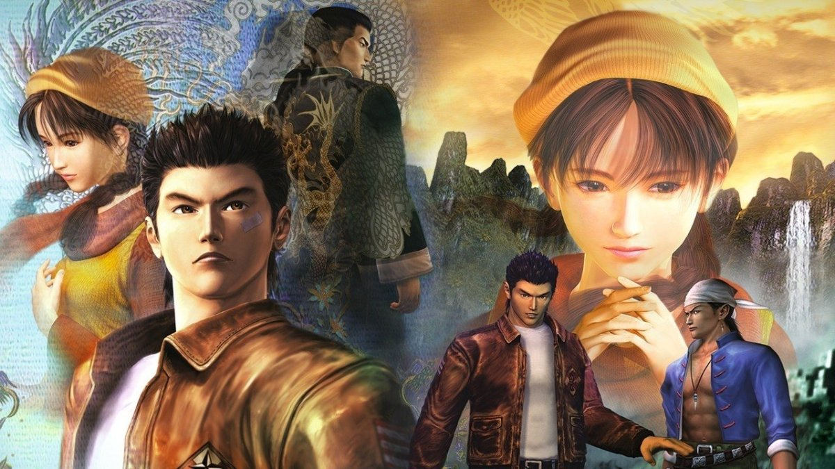 The Shenmue 1 & 2 Collection Is Coming Out Year?!? **faints**