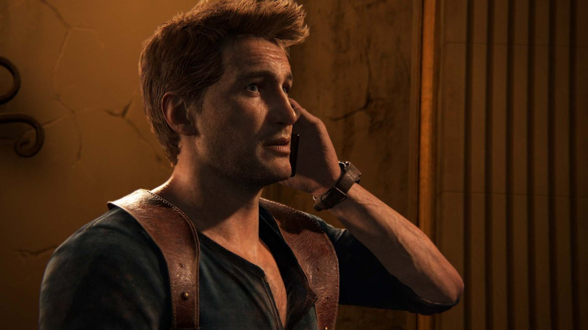 Apparently, Nathan Drake Doesn't Lose Health, He Loses Luck in the 'Uncharted' Series...