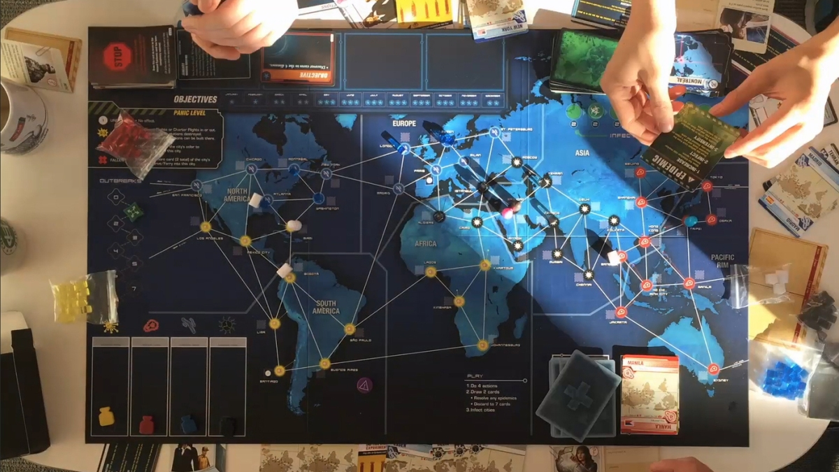 It Looks Like 'Pandemic' is Getting a Pretty Awesome 10th Anniversary Edition...