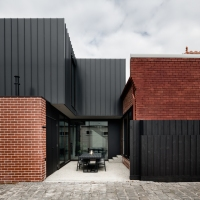 The Albert Park Extension by MUSK Architecture Studio