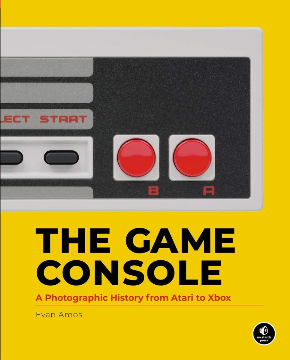 """The Game Console"" is THE Video Game Book for Gamers Who Stare at Consoles..."